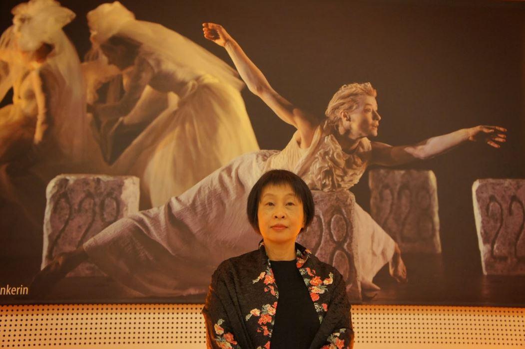 Rencontre avec Li-Ang Romancière taïwanaise