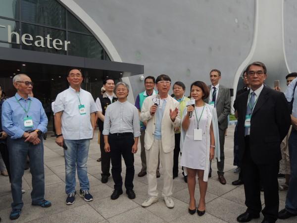 台中国家歌劇院、8月26日にプレオープン 伊東豊雄氏が設計