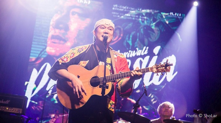 台灣阿美族查勞.巴西瓦里樂團 美東三城巡迴開唱