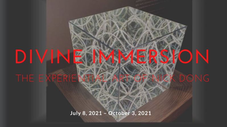 """""""Divine Immersion: The Experiential Art of Nick Dong"""" Now Open at the USC Pacific Asia Museum"""
