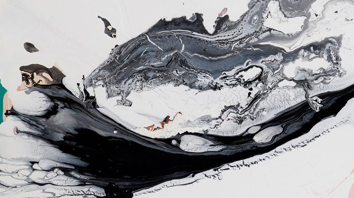《不止》陳張莉2012紐約個展
