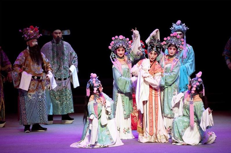 Kun Opera Troupe—Taiwan Kunju
