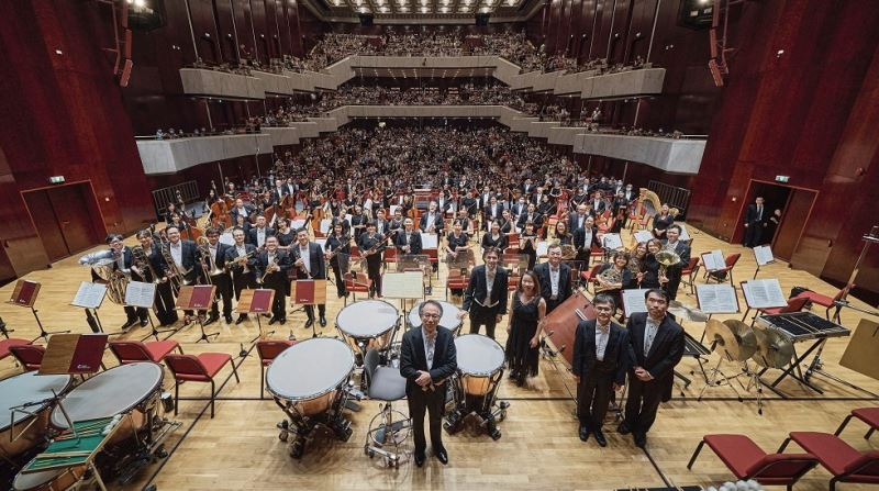 Concert by Taiwan's National Symphony Orchestra Premieres Virtually in LACMA's Sundays Live