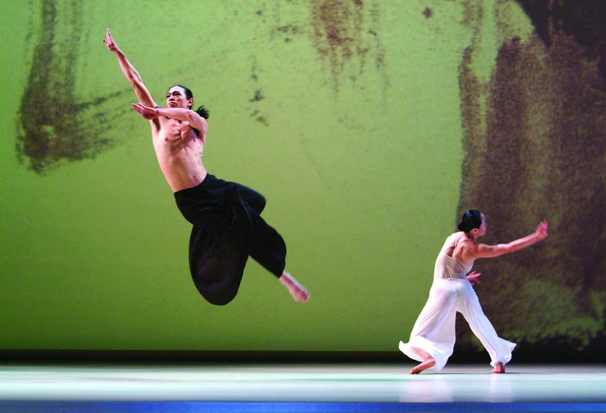 Grec Festival de Barcelona: Cloud Gate Dance Theatre de Taiwan