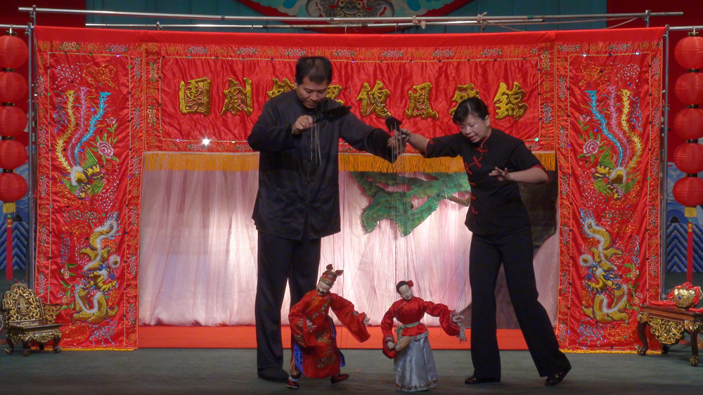 Taiwanese puppetry to take the stage of German marionette festival