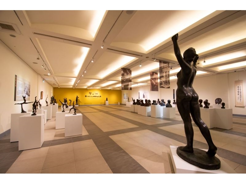 Tracing the roots through sculpture: Pu Tian-Sheng 110th birthday memorial exhibition