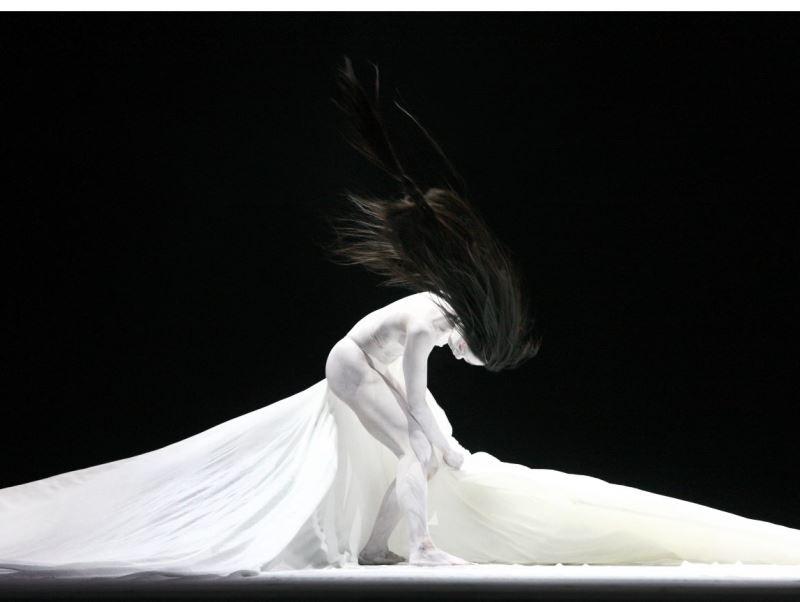 無垢舞蹈劇場《潮》在溫哥華PuSh國際藝術節大放異彩