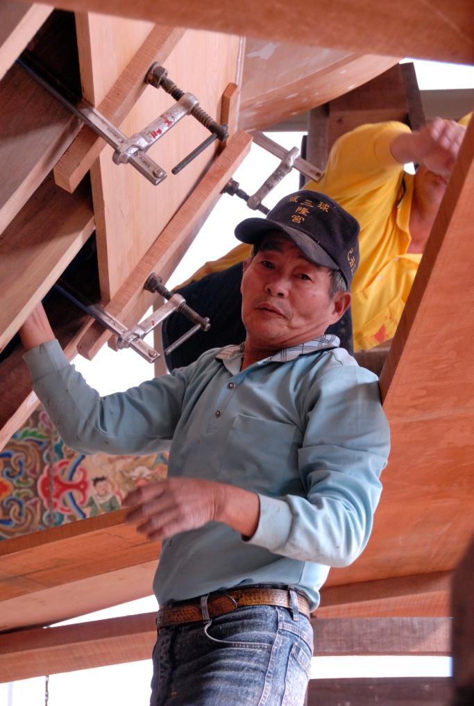 King's Boat Builder|Tsai Wen-hua