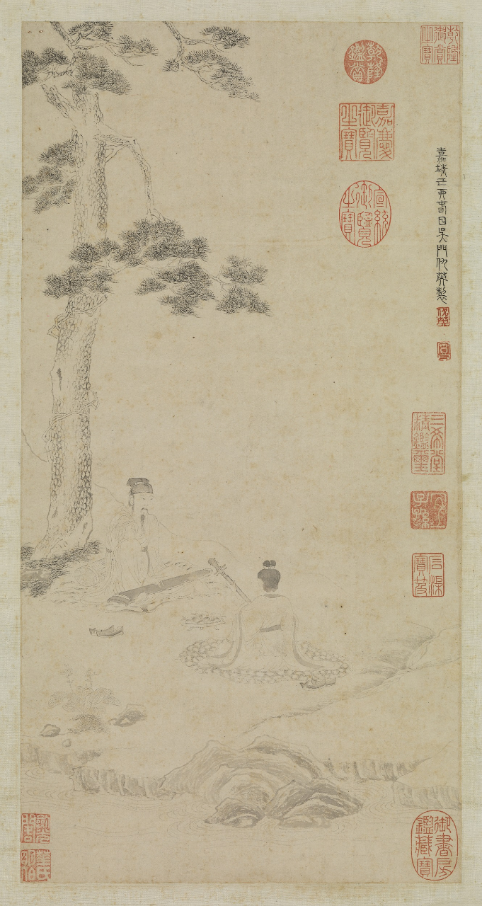 LA exhibition on Ming artist to feature two paintings from Taiwan