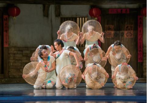 新古典舞團:客風・漂鳥之歌