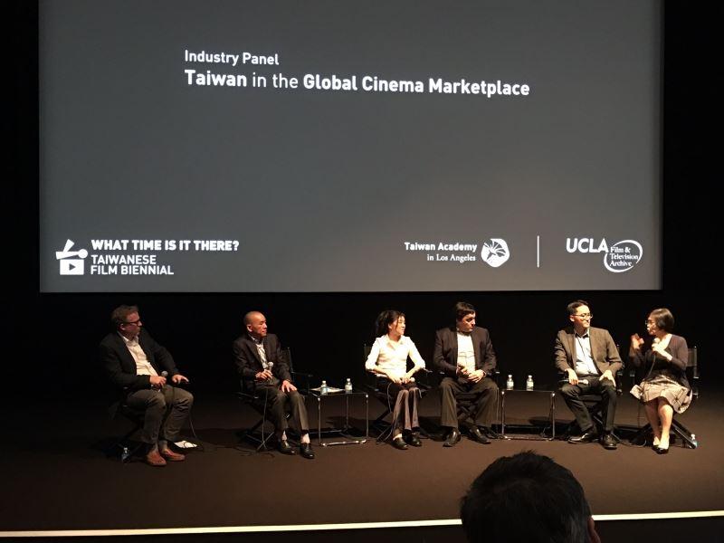 全球市場中的台灣電影  洛杉磯論戰