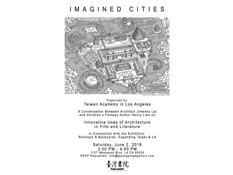 Innovative Uses of Architecture in Film and Literature--- Conversation between Noted Architect and Author