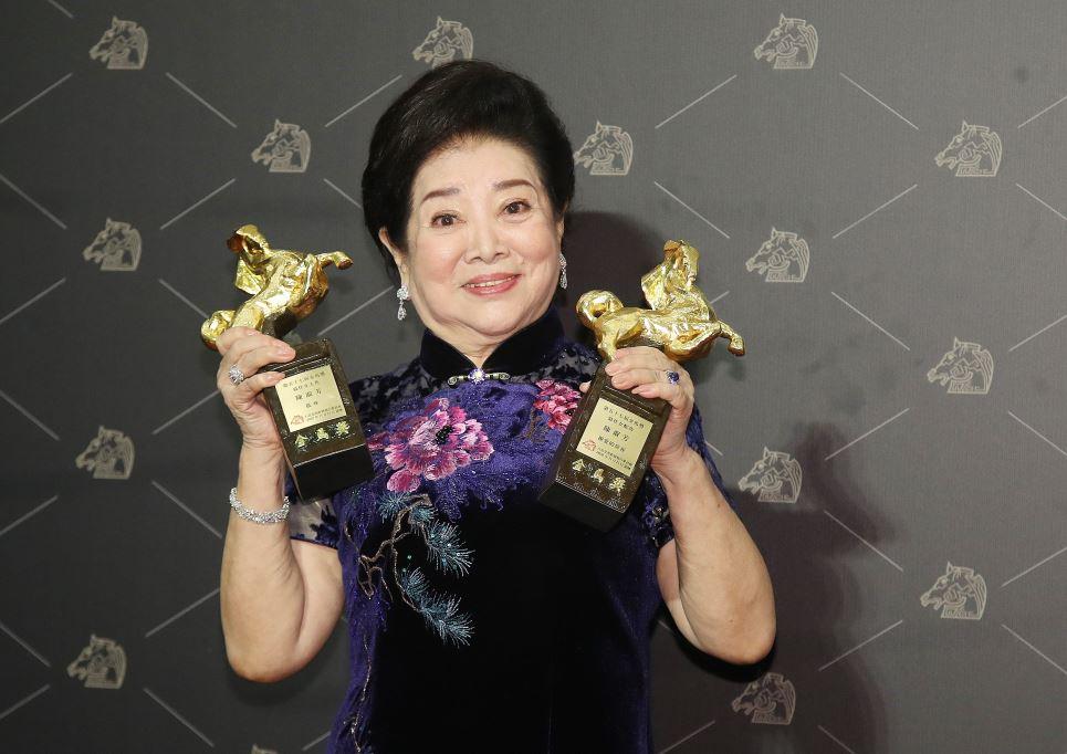 Queen of the Golden Horse Awards | Chen Shu-fang