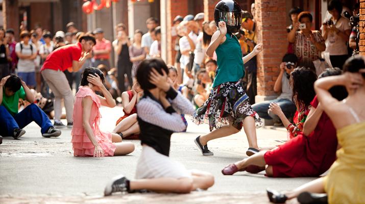 周書毅及其舞者即將在2010年紐約秋季舞蹈藝術節精彩演出
