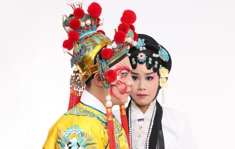 《丑王子》李季紋x正在動映有限公司│2019戲曲夢工場