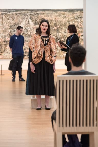 李明維「聲之綻」在龐畢度現代美術館