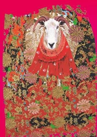 吉羊如意—羊年年畫特展