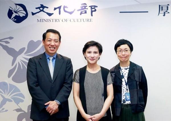 文化力を育て、文化への参加を促進する 鄭麗君文化部部長、政策計画を発表