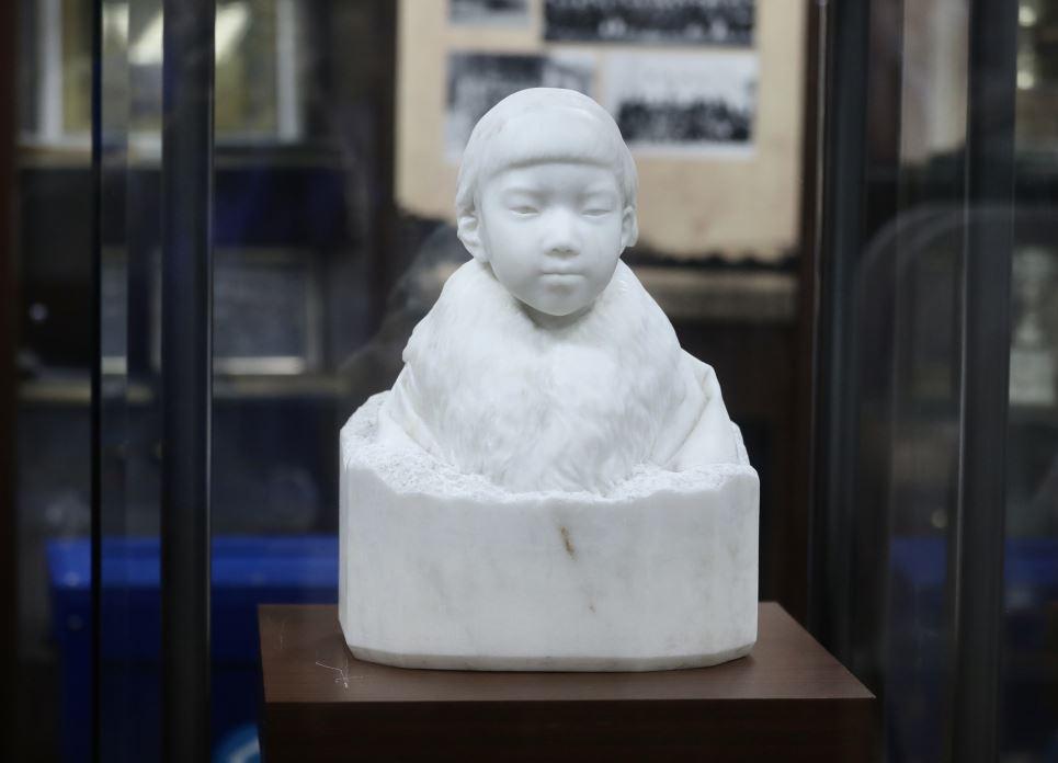 Taiwan's First Sculpture Artist | Huang Tu-shui