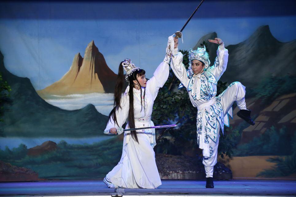 Lan-Yang Taiwanese Opera Company