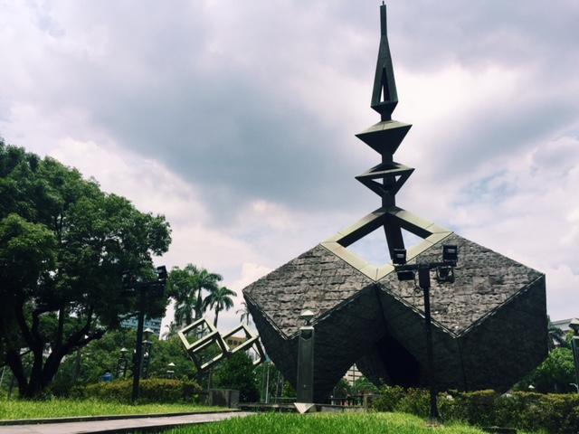 日本統治時代建設の都市公園-二二八和平紀念公園