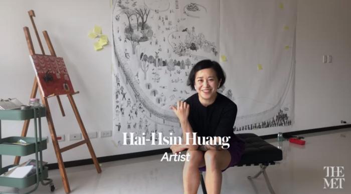 Visual Artist | Huang Hai-hsin