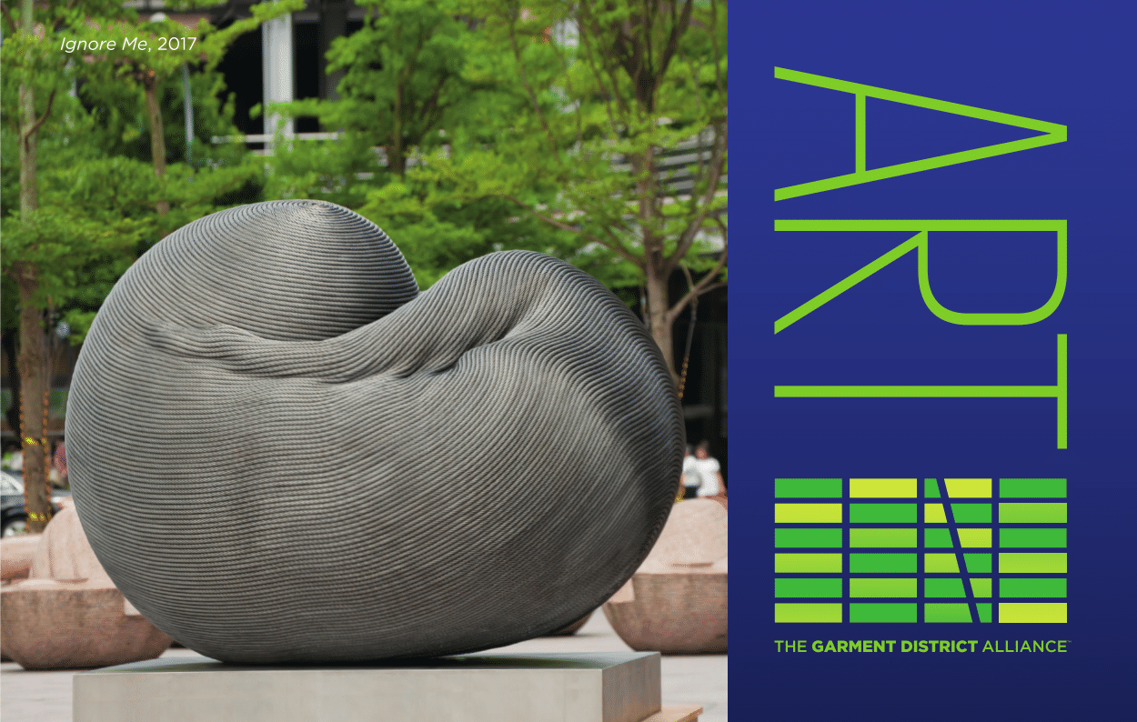 Monumental 'embryonic' sculptures from Taiwan to debut in NYC & DC