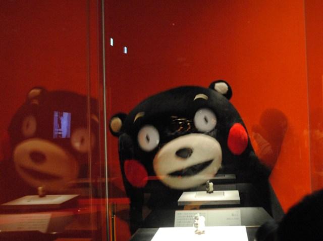 九州国立博物館で台湾故宮の人気文物「人と熊」が公開