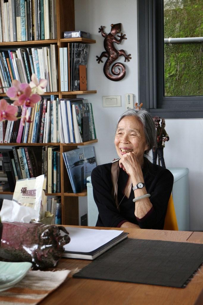 la mère des bibliothèques | Wang Chiu-hwa
