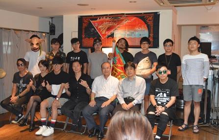 【レポート】「サマーソニック2015」で台湾の音楽を発信台湾音楽文化イベント第2回「TAIWANDERFUL(台ワンダフル)」が盛大に開催