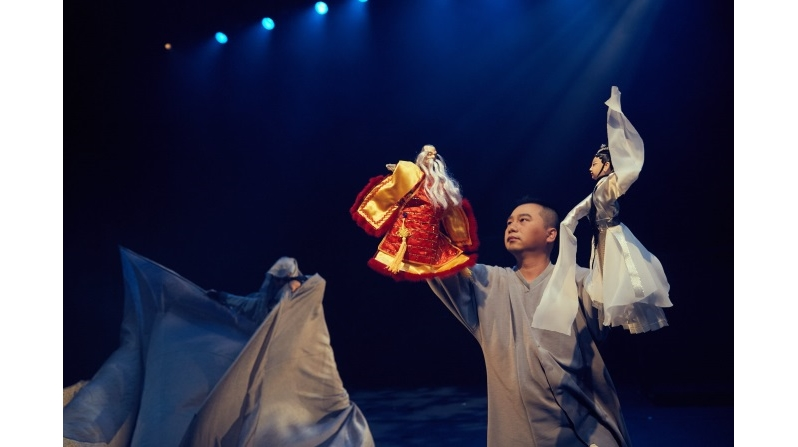 Jin Kwei Lo Puppetry Company | The Soup of Reincarnation