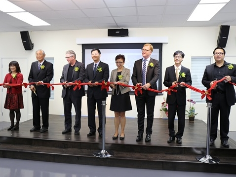 FIRST-EVER TAIWAN ACADEMY OUTPOST OPENS IN LA