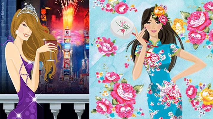 臺灣月講座「實用插畫軟體工作坊」 臺裔插畫家Nina主講