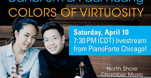 Taiwanese violinist Paul Huang performs at North Shore Chamber Music Festival