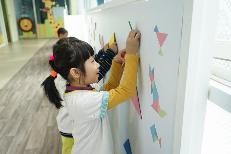 兒童專屬工藝空間