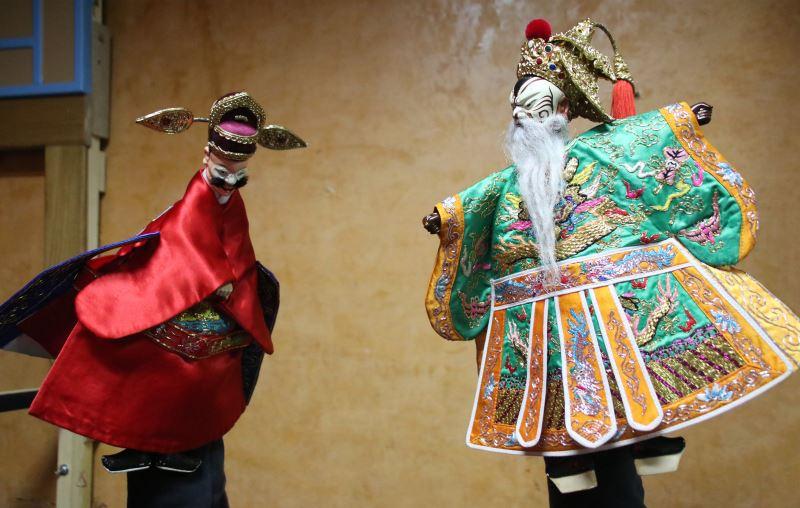 《吳定崑斬婿》陳錫煌傳統掌中劇團|2020駐團演訓育成聯合展演