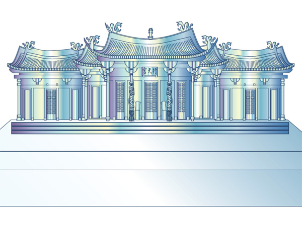 「さっぽろ雪まつり」に大氷像「台湾―行天宮」(2/5-2/11)