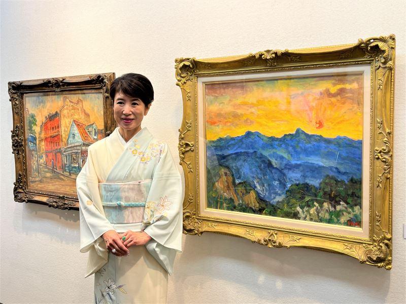 日本統治時代生まれの台湾人画家、楊三郎の回顧展、東京で開催