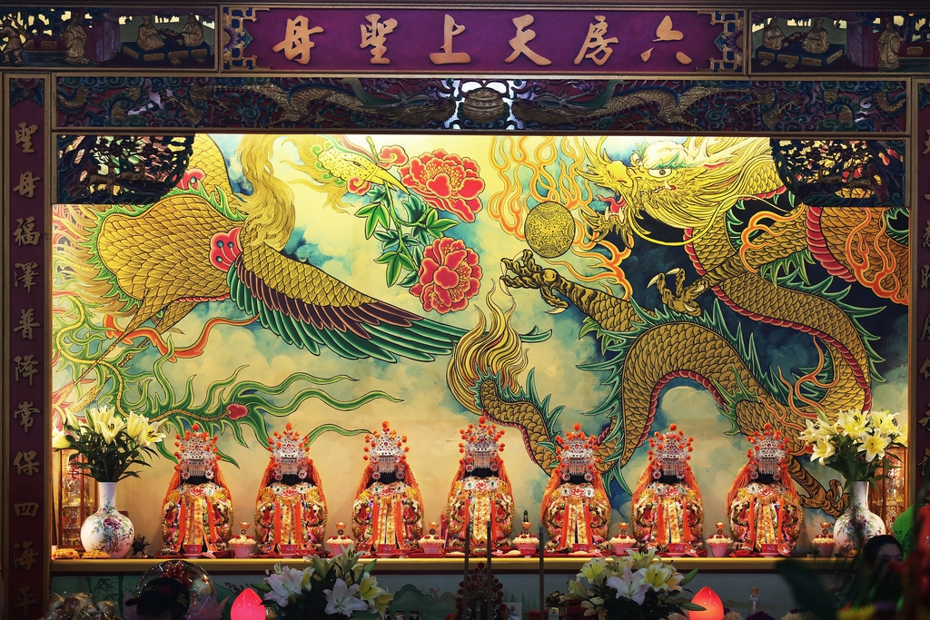 Yunlin's Matsu worship recognized as nation's 18th folk custom