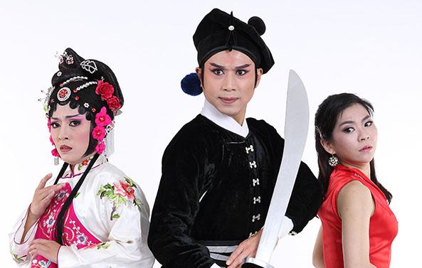 《潘金蓮與她的男人們》許亞芬歌子戲劇坊│2018戲曲夢工場