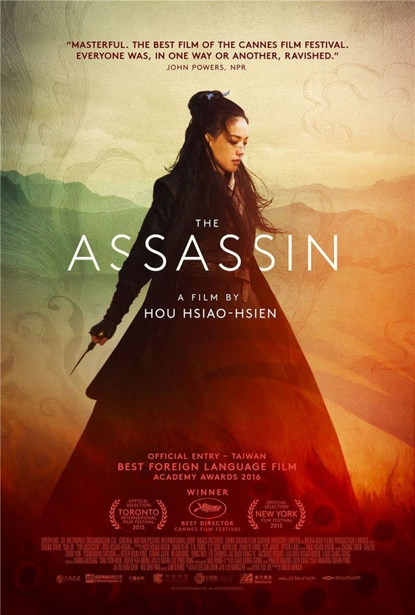 Houston fine arts museum to screen 'The Assassin'