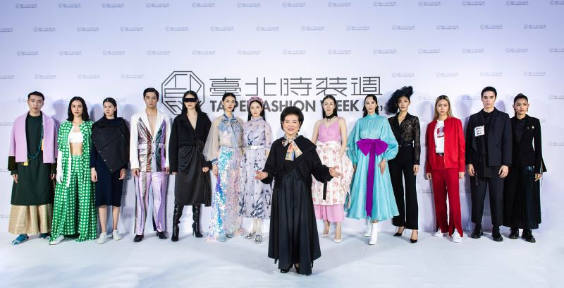 Inauguration de la Taipei Fashion Week AW21 sur la mode durable