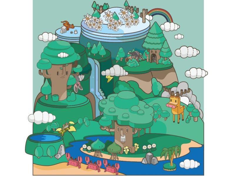 「臺灣.我的家」自然篇數位展