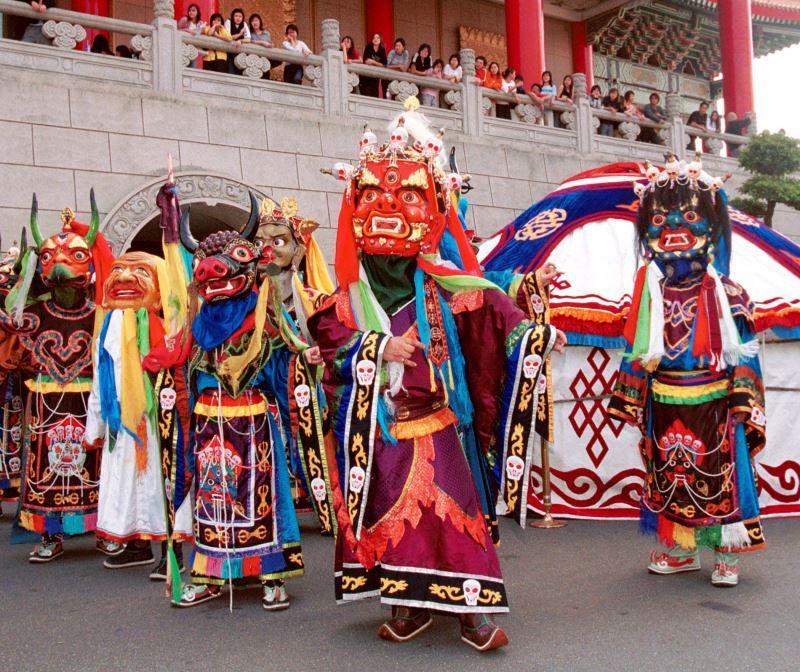 Le Centre culturel mongol et tibétain