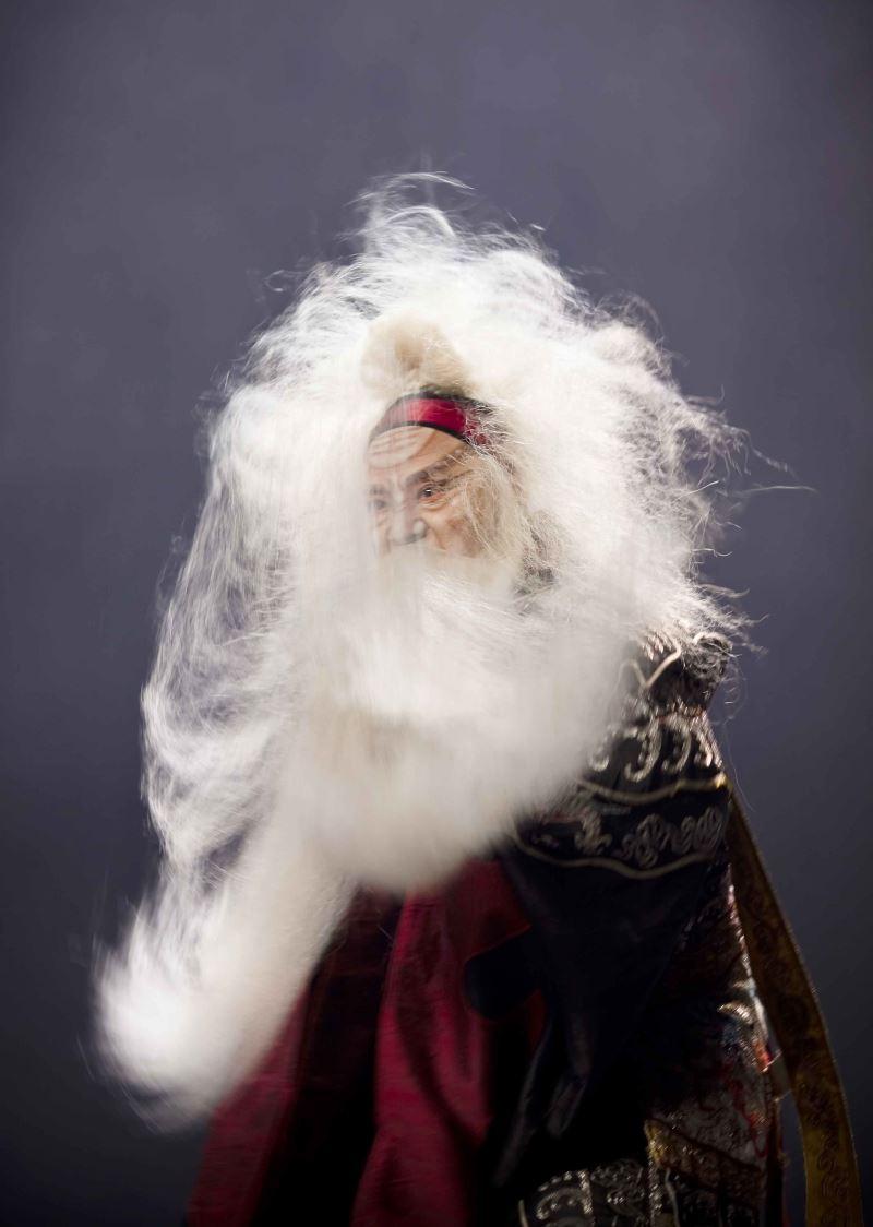 Peking opera-inspired 'King Lear' to show in Paris