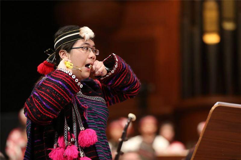 民間傳統藝術展演推廣計畫─泰雅族口簧琴與古調