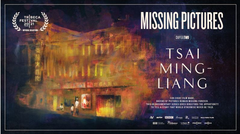 """""""Missing Pictures Episode 2: Tsai Ming-liang"""" to Have its World Premiere at the 2021 Tribeca Film Festival"""