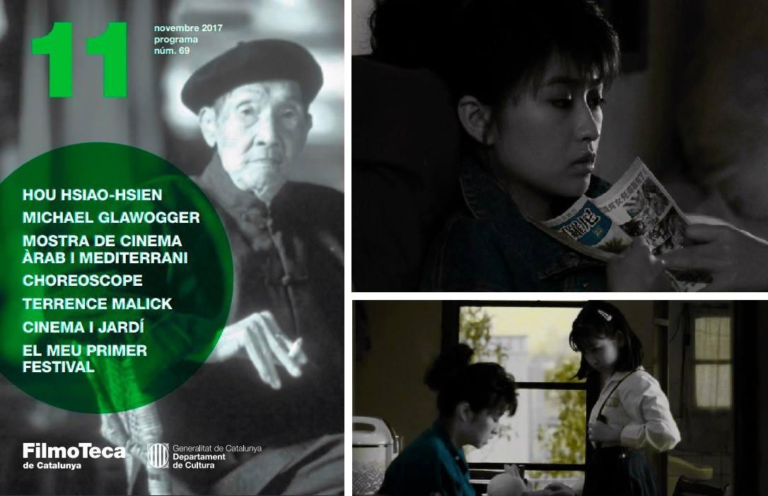 Asian Film Festival. Barcelona: Retrospectiva Hou Hsiao Hsien