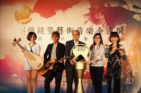 THE TRADITIONAL MUSIC NOMINEES FOR GOLDEN MELODY AWARDS