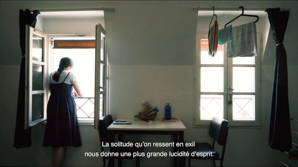 Artiste en résidence à la Cité des Arts| Tsou Rina
